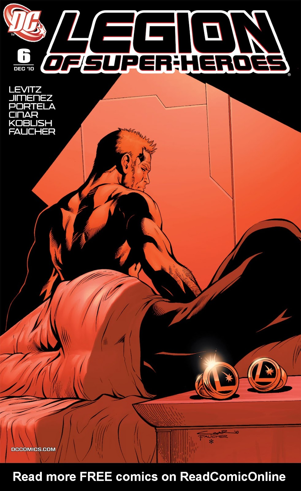 Legion of Super-Heroes (2010) Issue #6 #7 - English 1