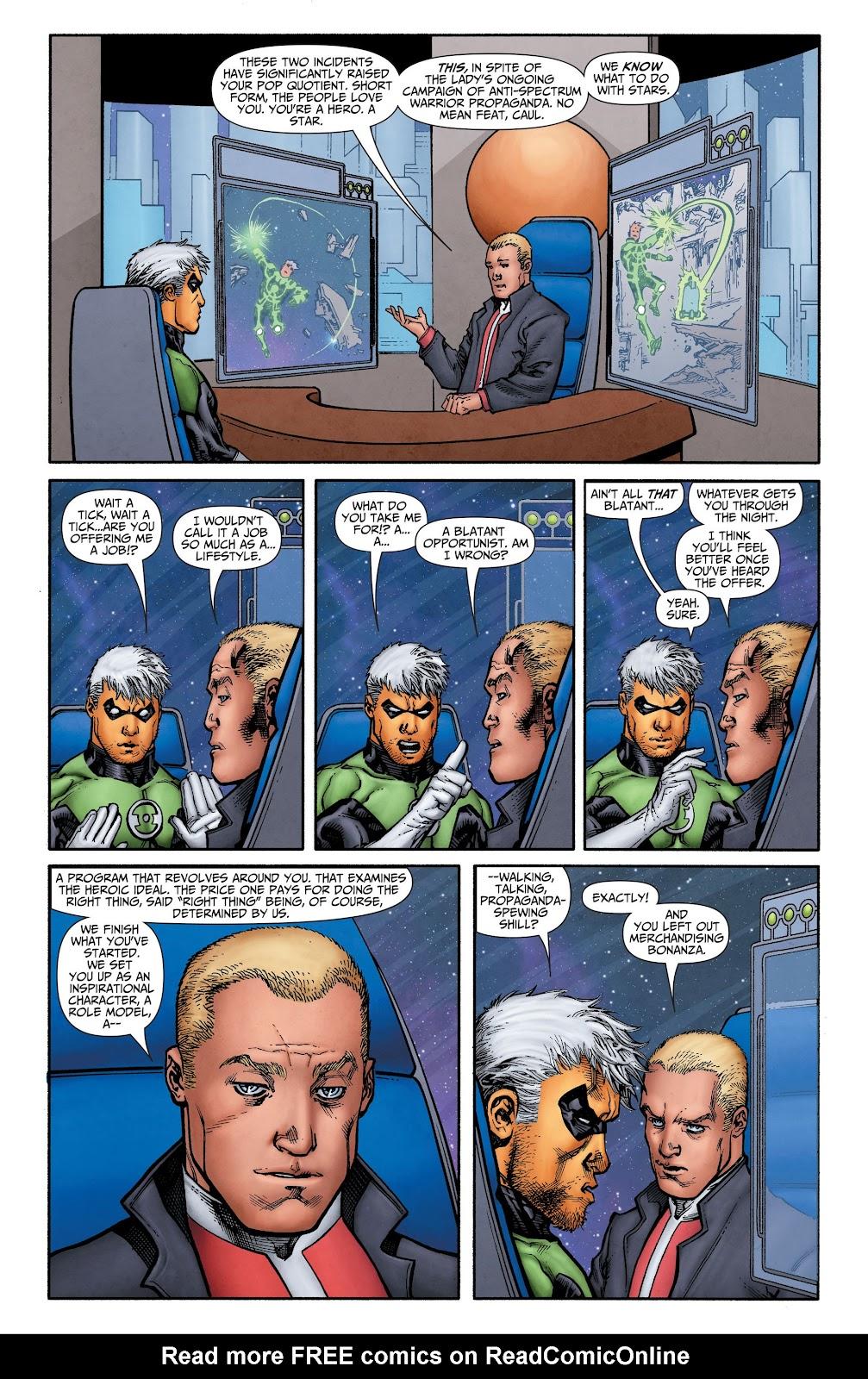 Threshold (2013) Issue #8 #8 - English 16