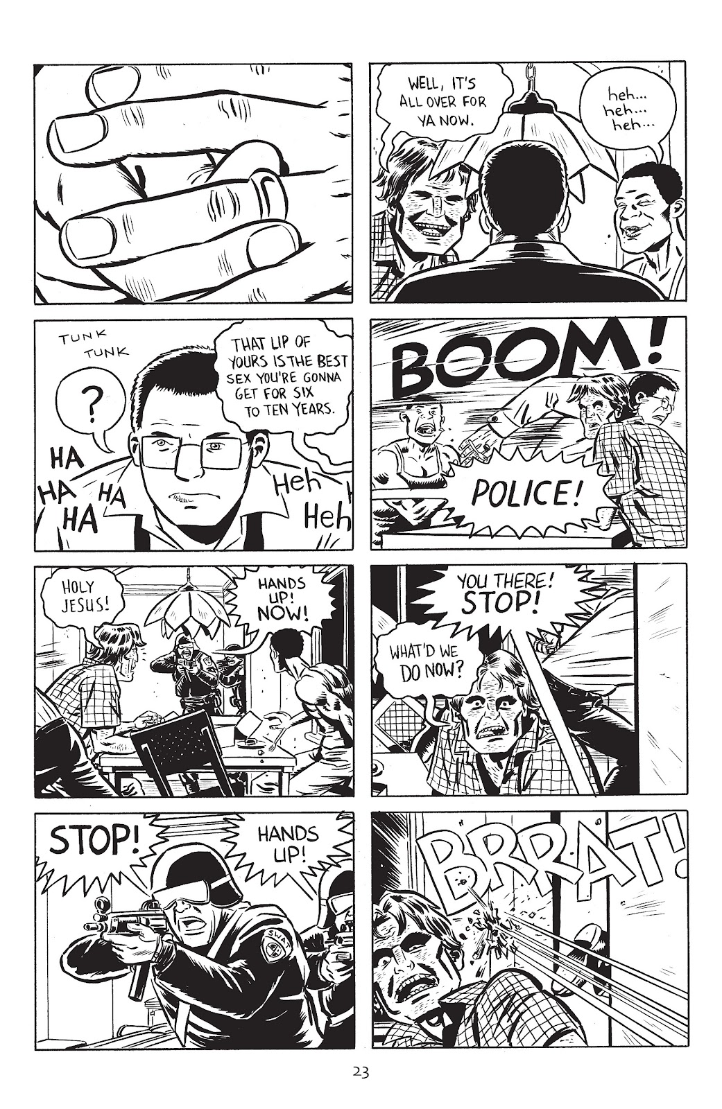 Stray Bullets Issue #29 #29 - English 25