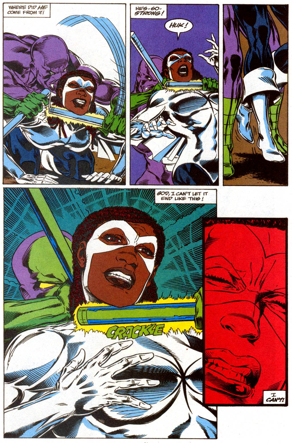 Captain Marvel (1989) 2 Page 22