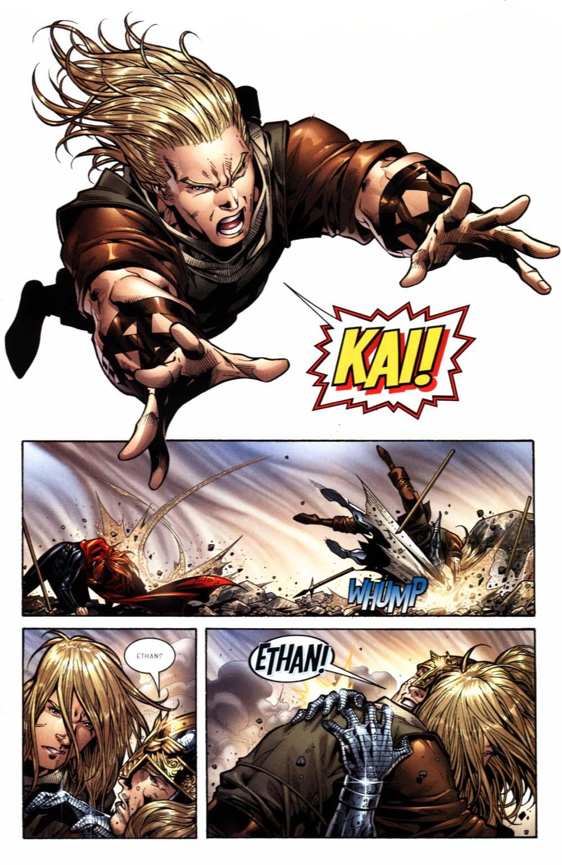 Read online Scion comic -  Issue #18 - 16