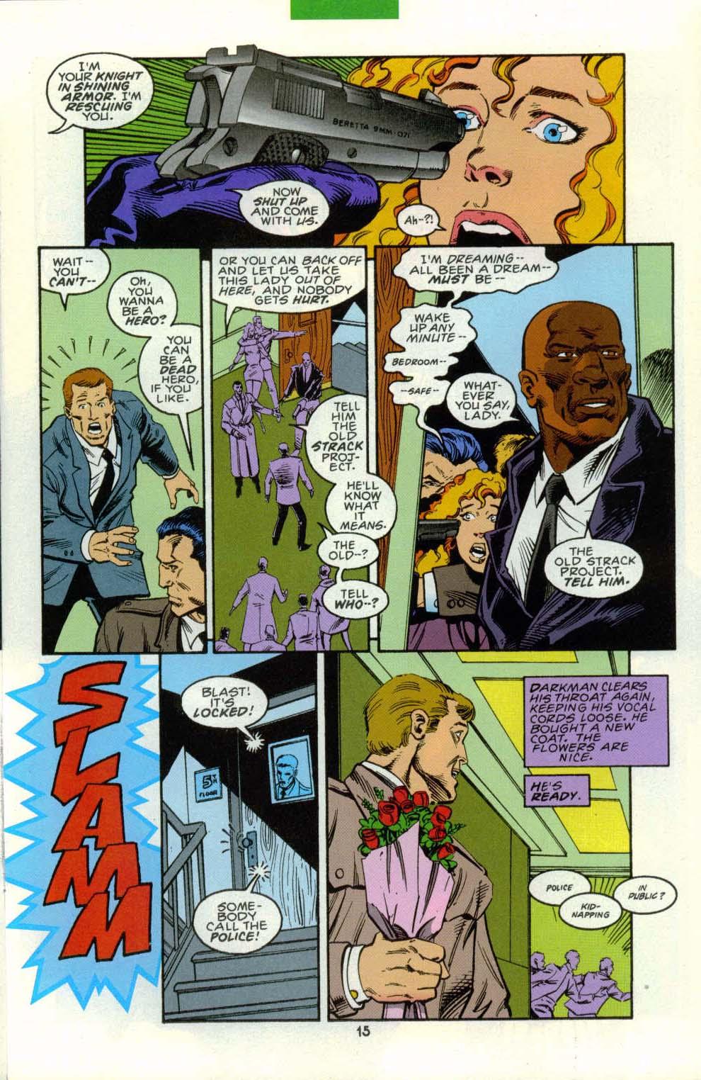 Darkman (1993) #5 #5 - English 12