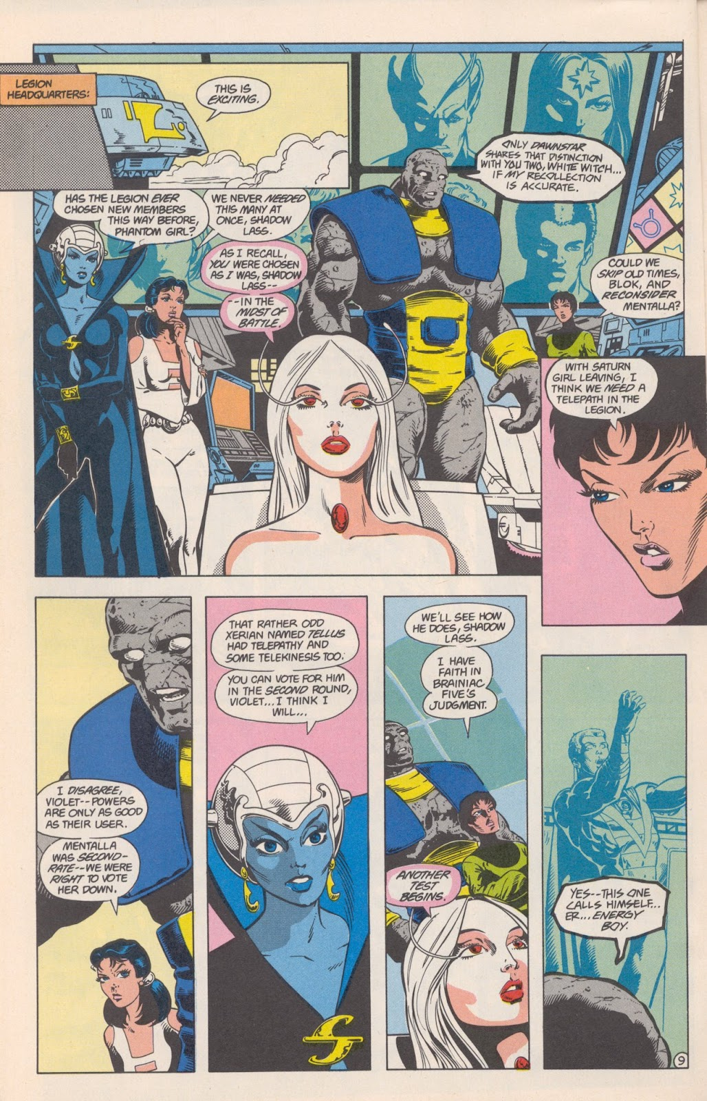 Tales of the Legion Issue #339 #26 - English 10