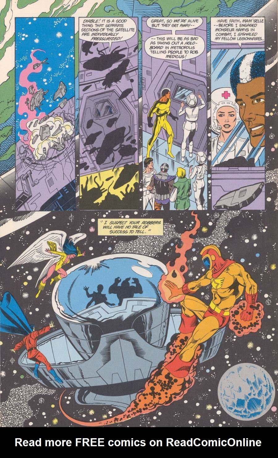 Tales of the Legion Issue #344 #31 - English 28