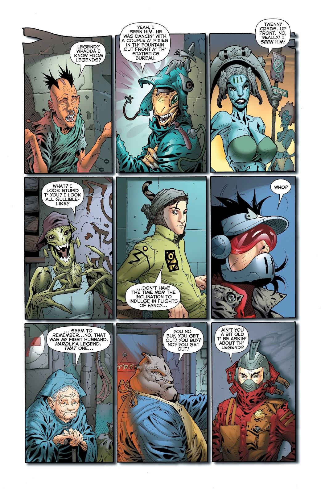 Threshold (2013) Issue #7 #7 - English 26