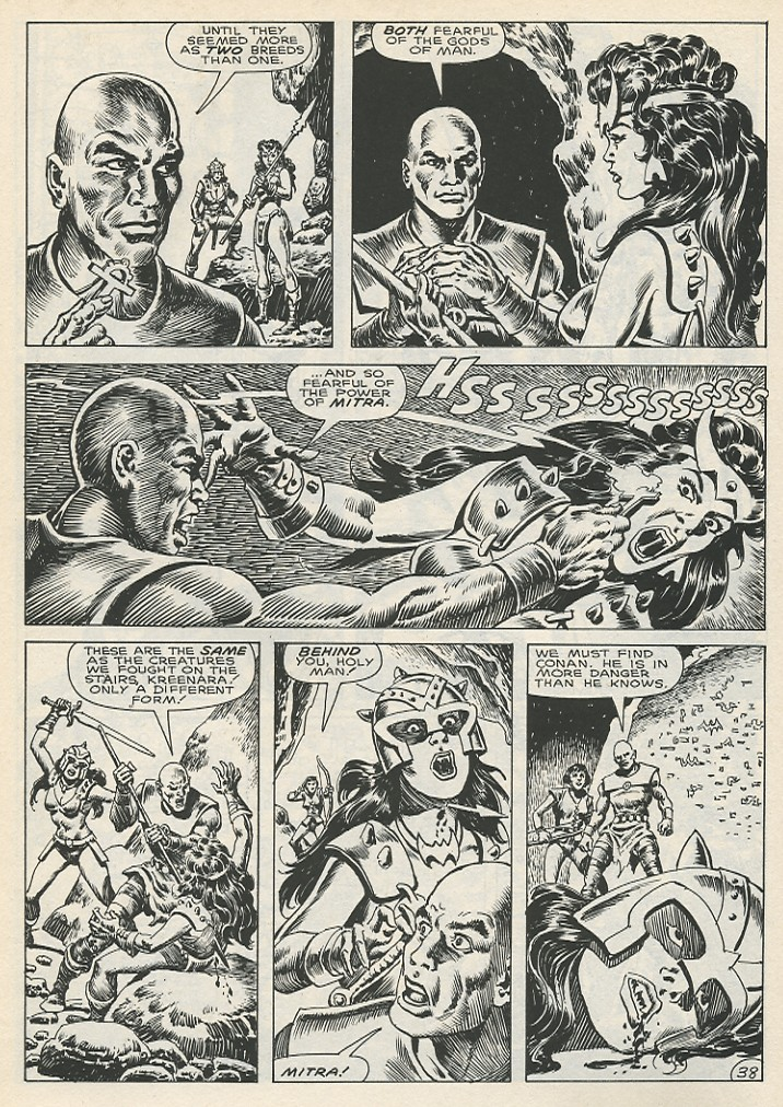 The Savage Sword Of Conan Issue #141 #142 - English 44