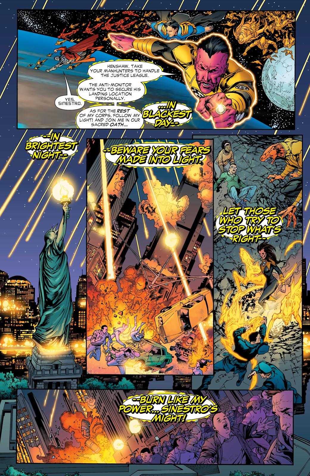 Green Lantern: The Sinestro Corps War Full #1 - English 184