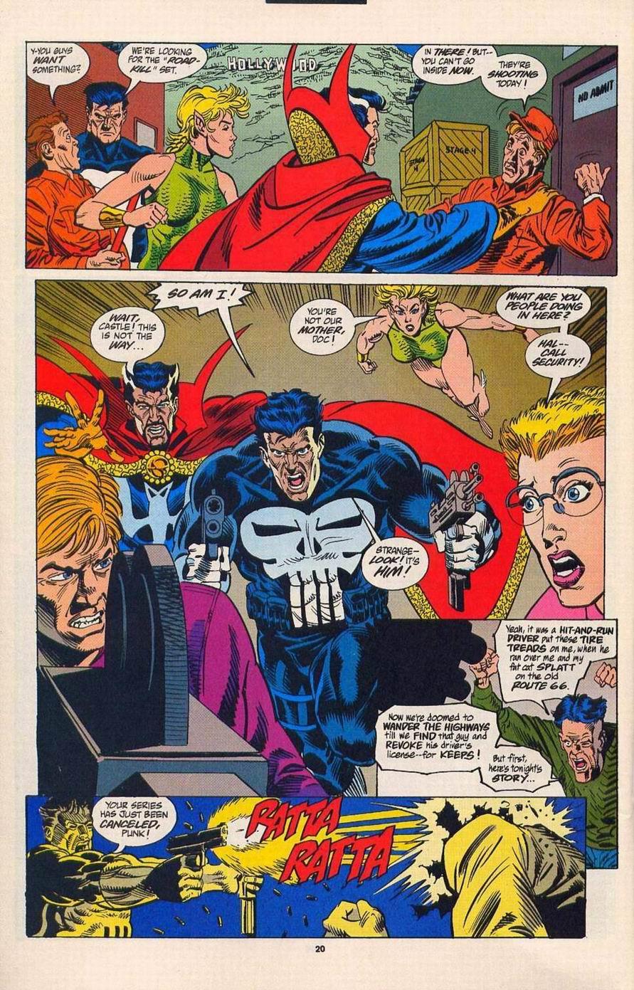 Read online Secret Defenders comic -  Issue #4 - 15