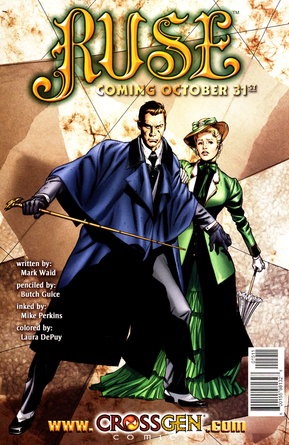 Read online Scion comic -  Issue #15 - 34