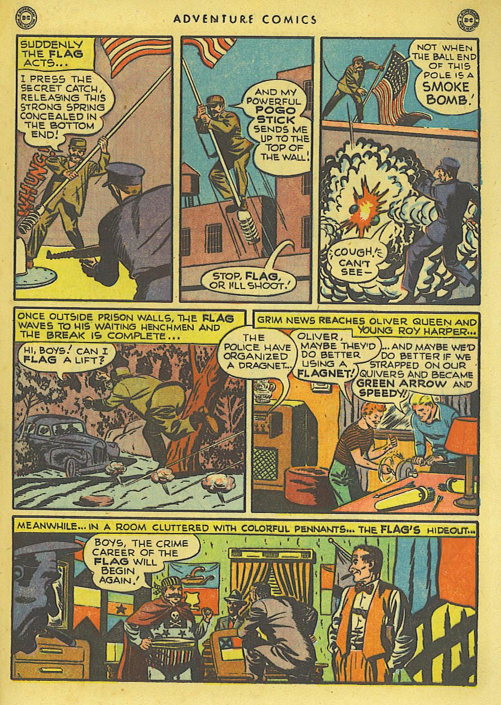 Read online Adventure Comics (1938) comic -  Issue #135 - 25