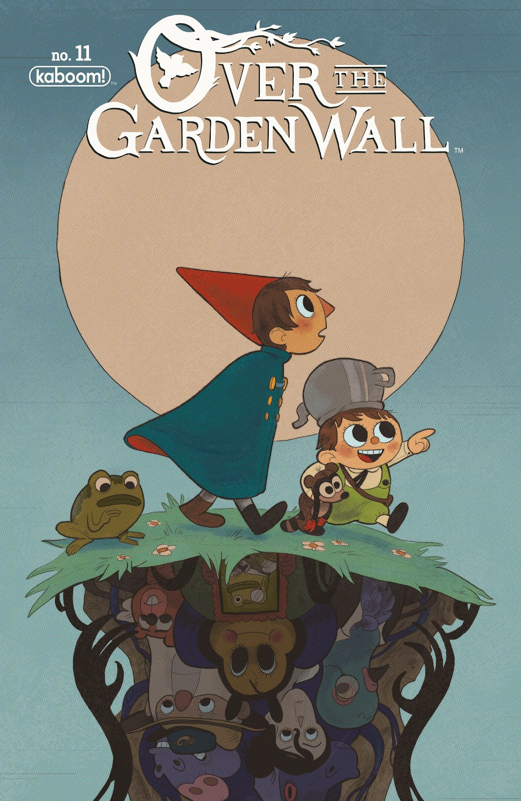 Over the Garden Wall (2016) Issue #11 #11 - English 1