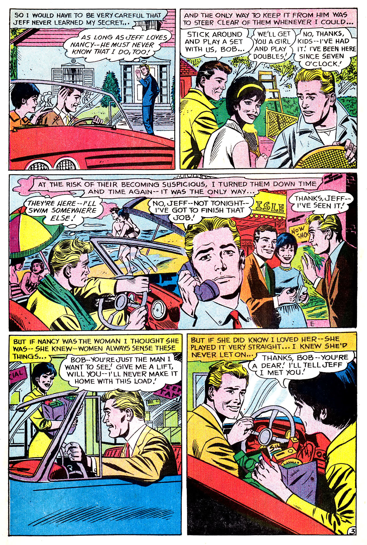 Read online Secret Hearts comic -  Issue #132 - 10