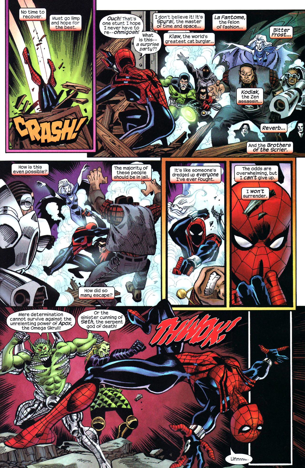 Amazing Spider-Girl #15 #16 - English 31