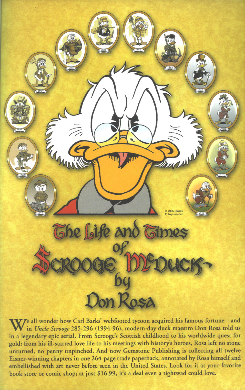 Uncle Scrooge (1953) Issue #345 #345 - English 57