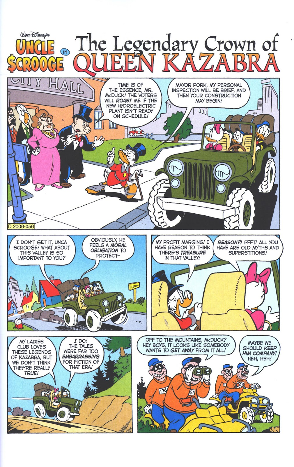 Uncle Scrooge (1953) Issue #380 #380 - English 19