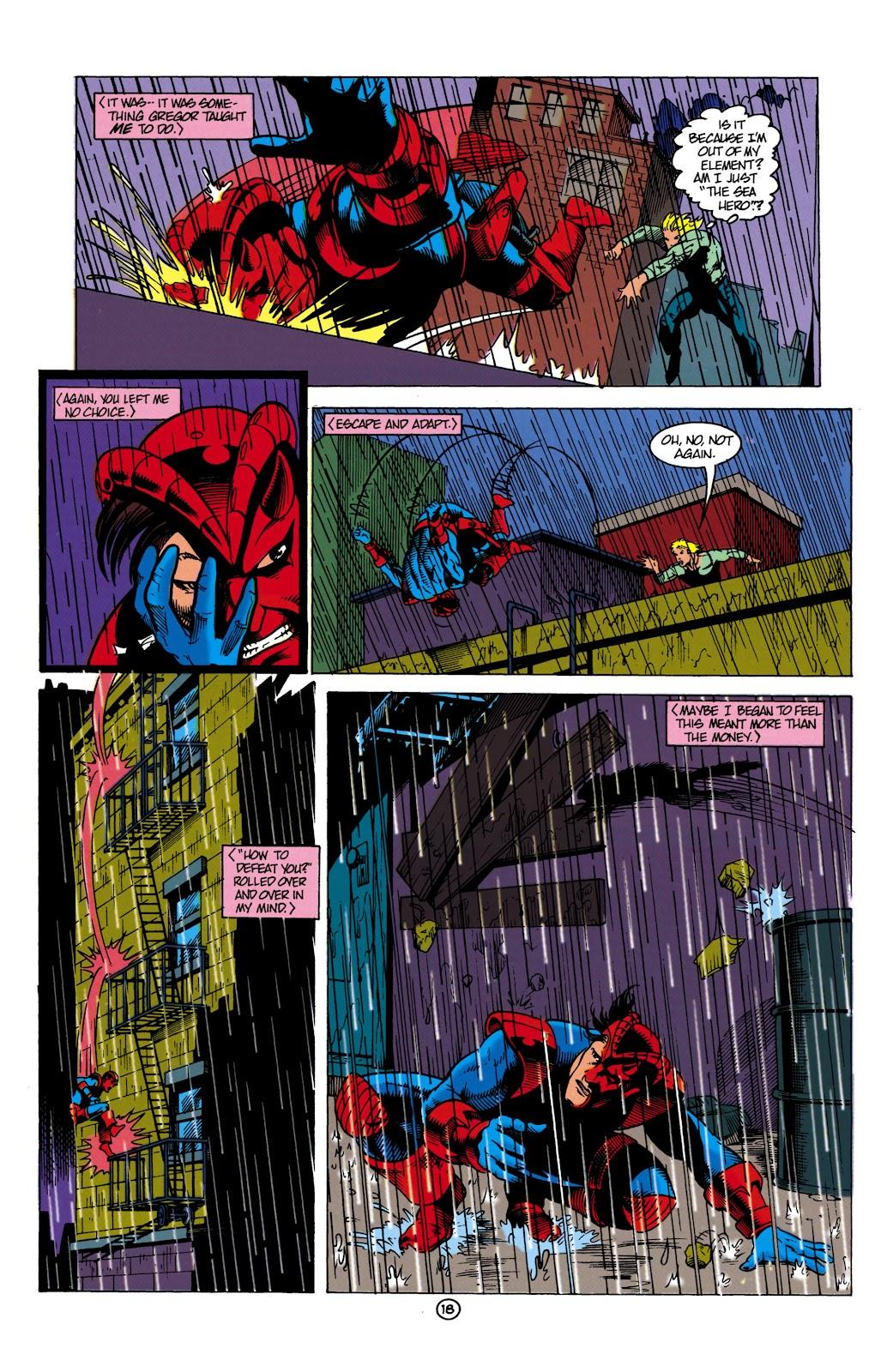 Aquaman (1991) Issue #8 #8 - English 19
