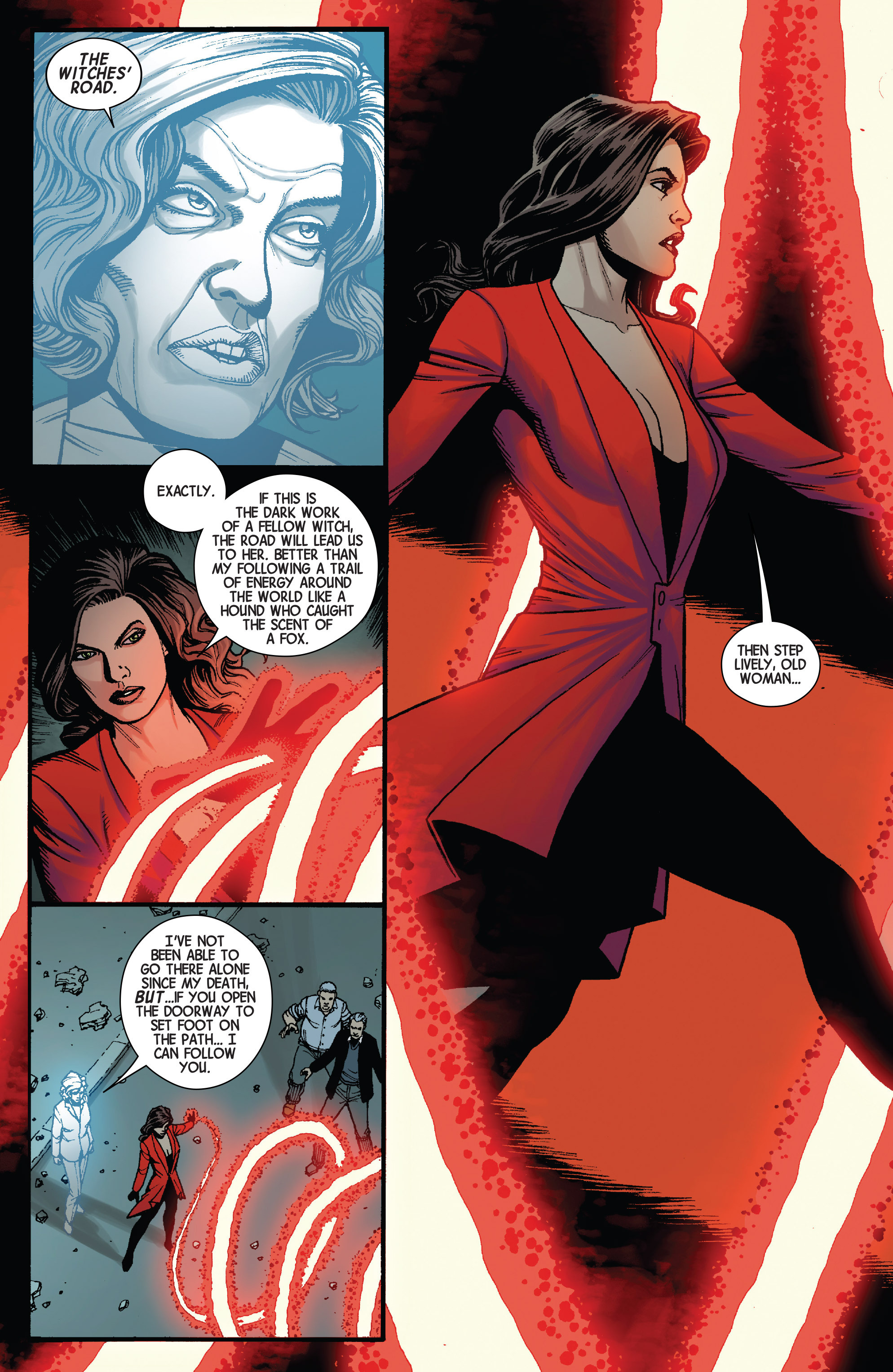 Read online Scarlet Witch (2016) comic -  Issue #3 - 18