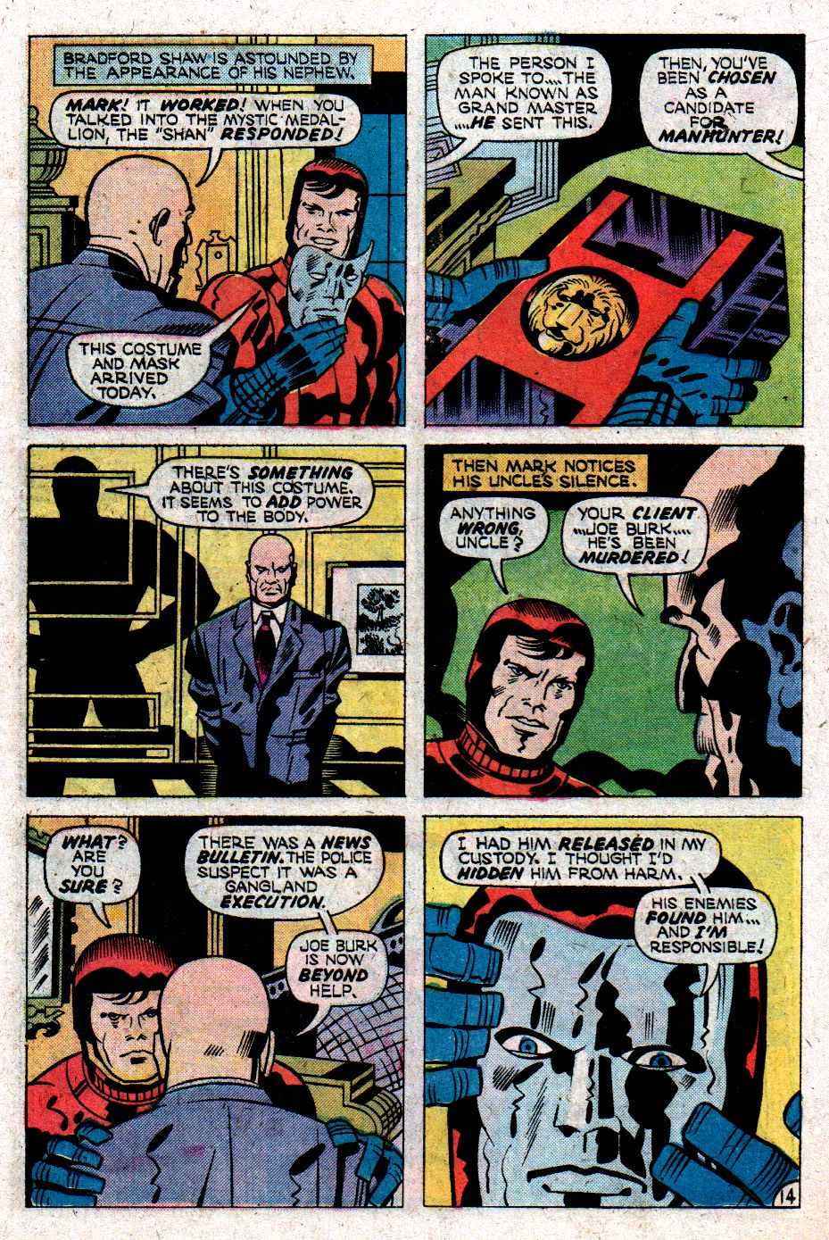1st Issue Special 5 Page 24