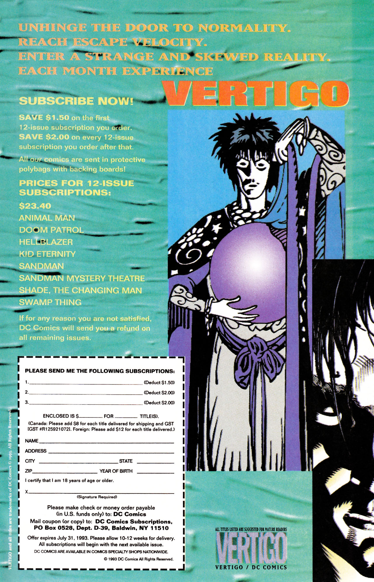 Read online Sebastian O comic -  Issue #2 - 33