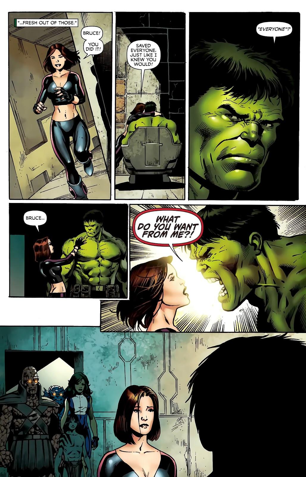 Incredible Hulks (2010) Issue #617 #7 - English 22