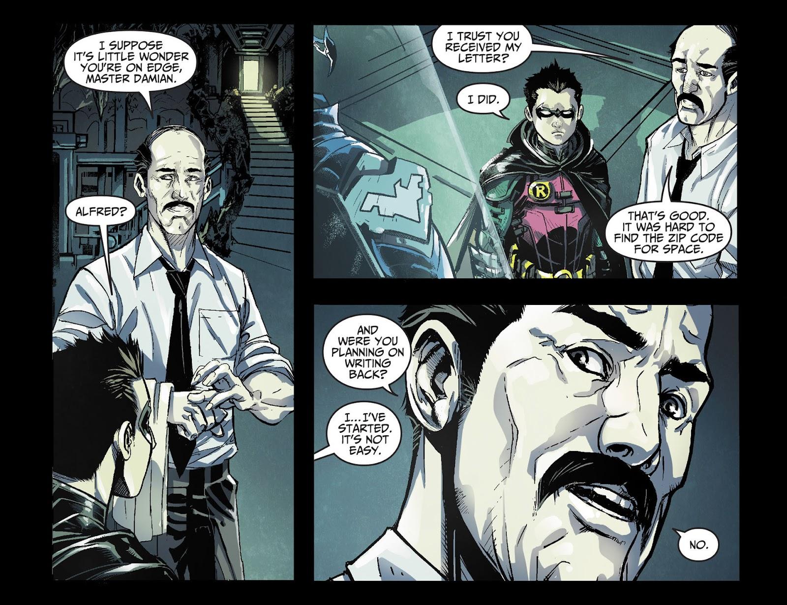 Injustice: Gods Among Us [I] Issue #27 #28 - English 8