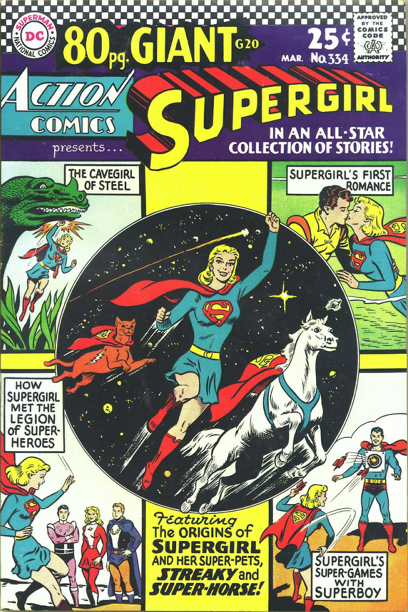 Action Comics (1938) 334 Page 1