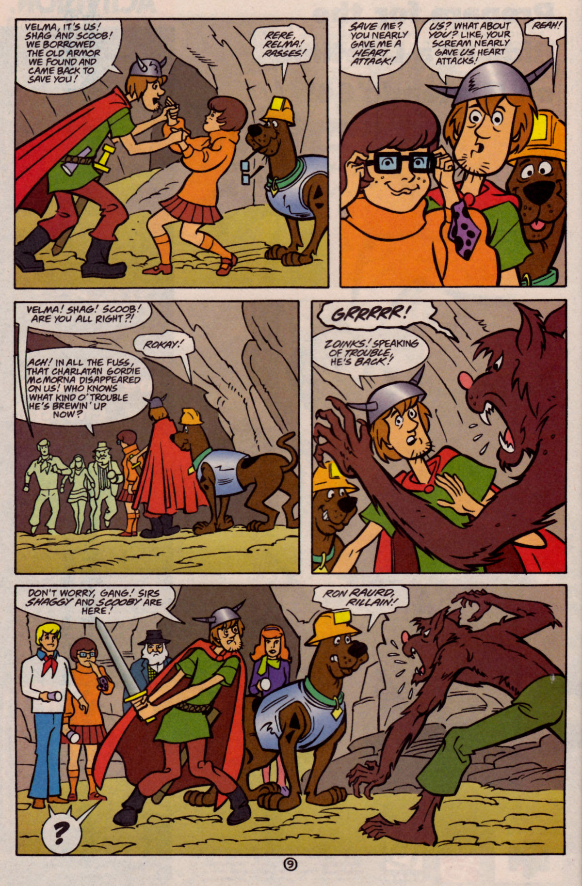 Read online Scooby-Doo (1997) comic -  Issue #25 - 20