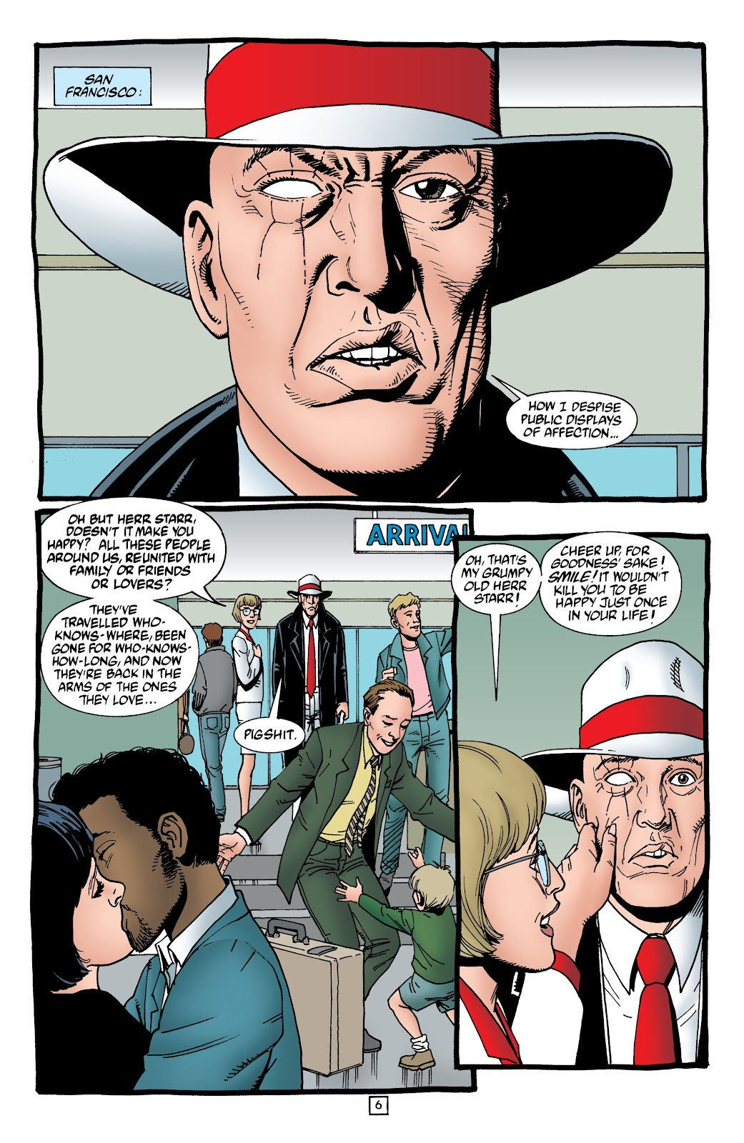 Preacher Issue #55 #64 - English 7