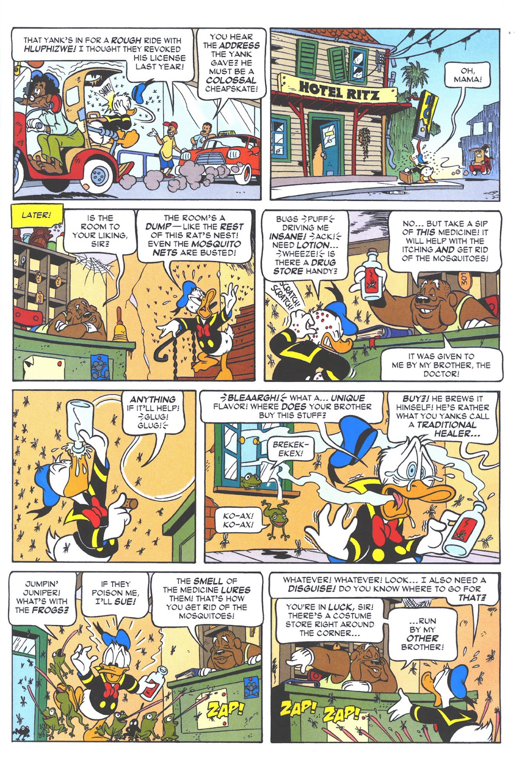 Uncle Scrooge (1953) Issue #373 #373 - English 49