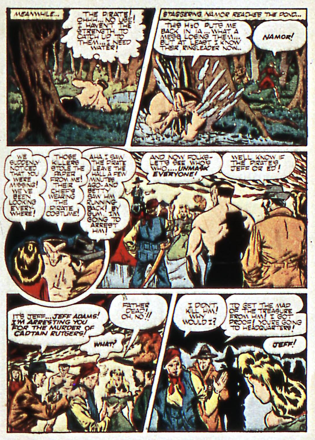Sub-Mariner Comics Issue #17 #17 - English 21