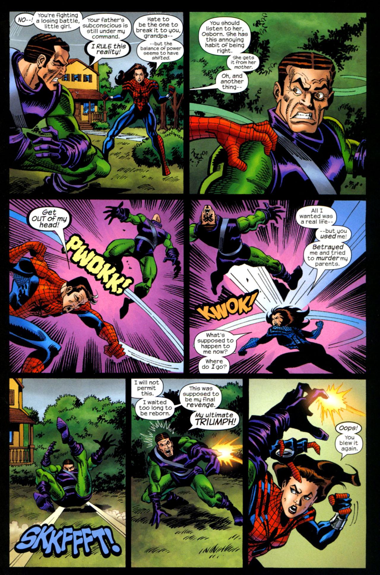 Amazing Spider-Girl #30 #31 - English 23