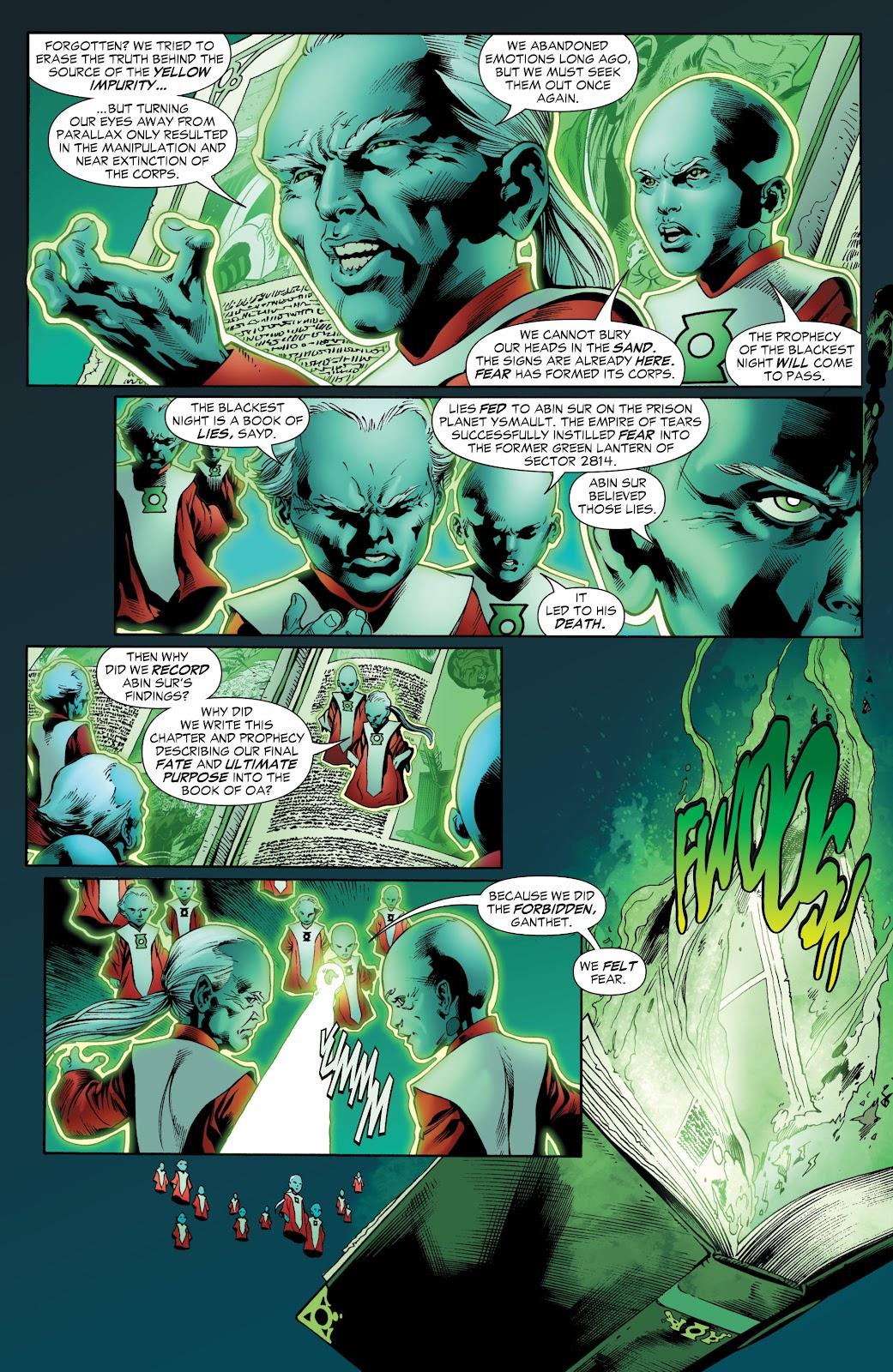 Green Lantern: The Sinestro Corps War Full #1 - English 57