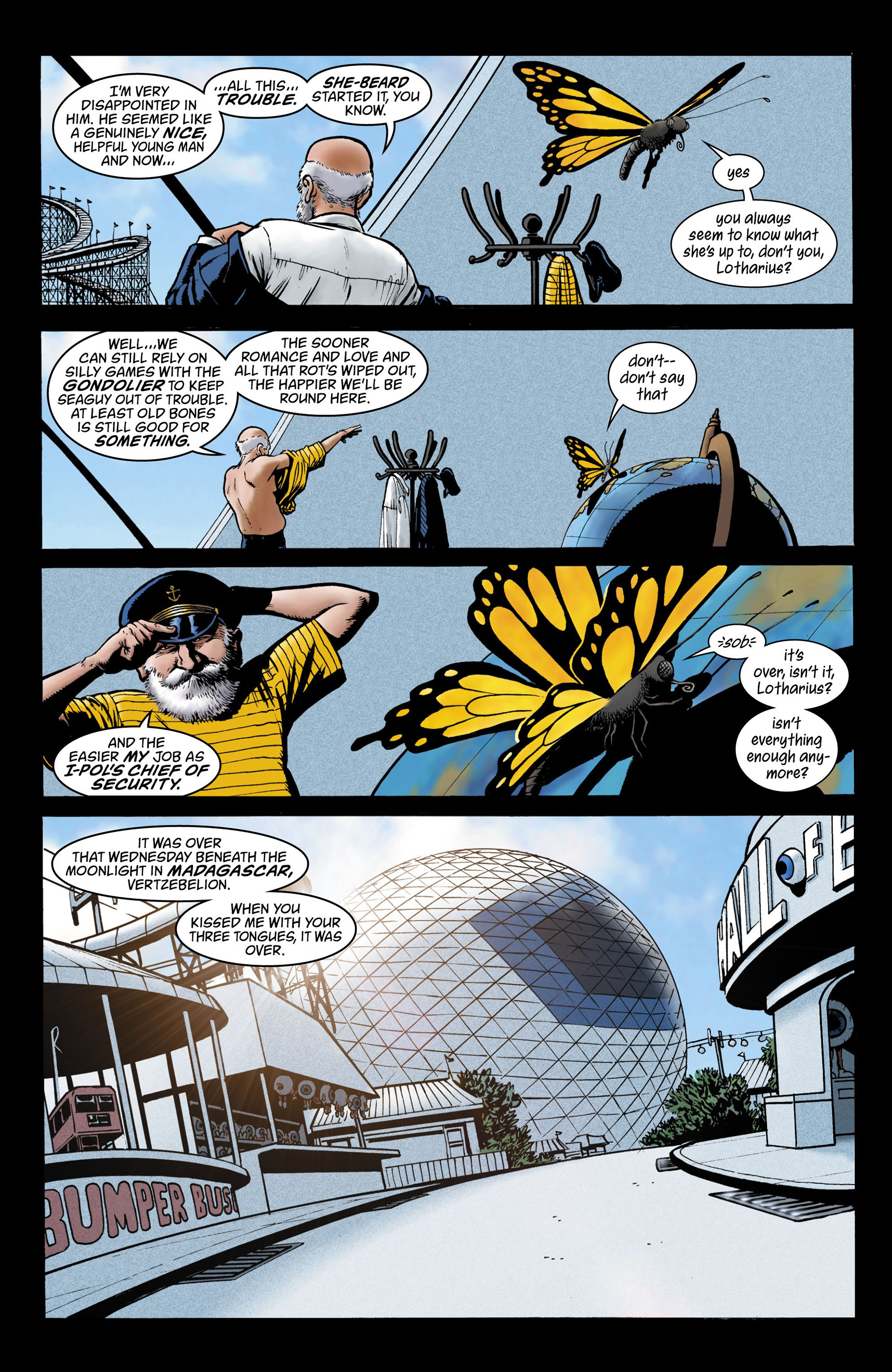 Read online Seaguy comic -  Issue #3 - 28