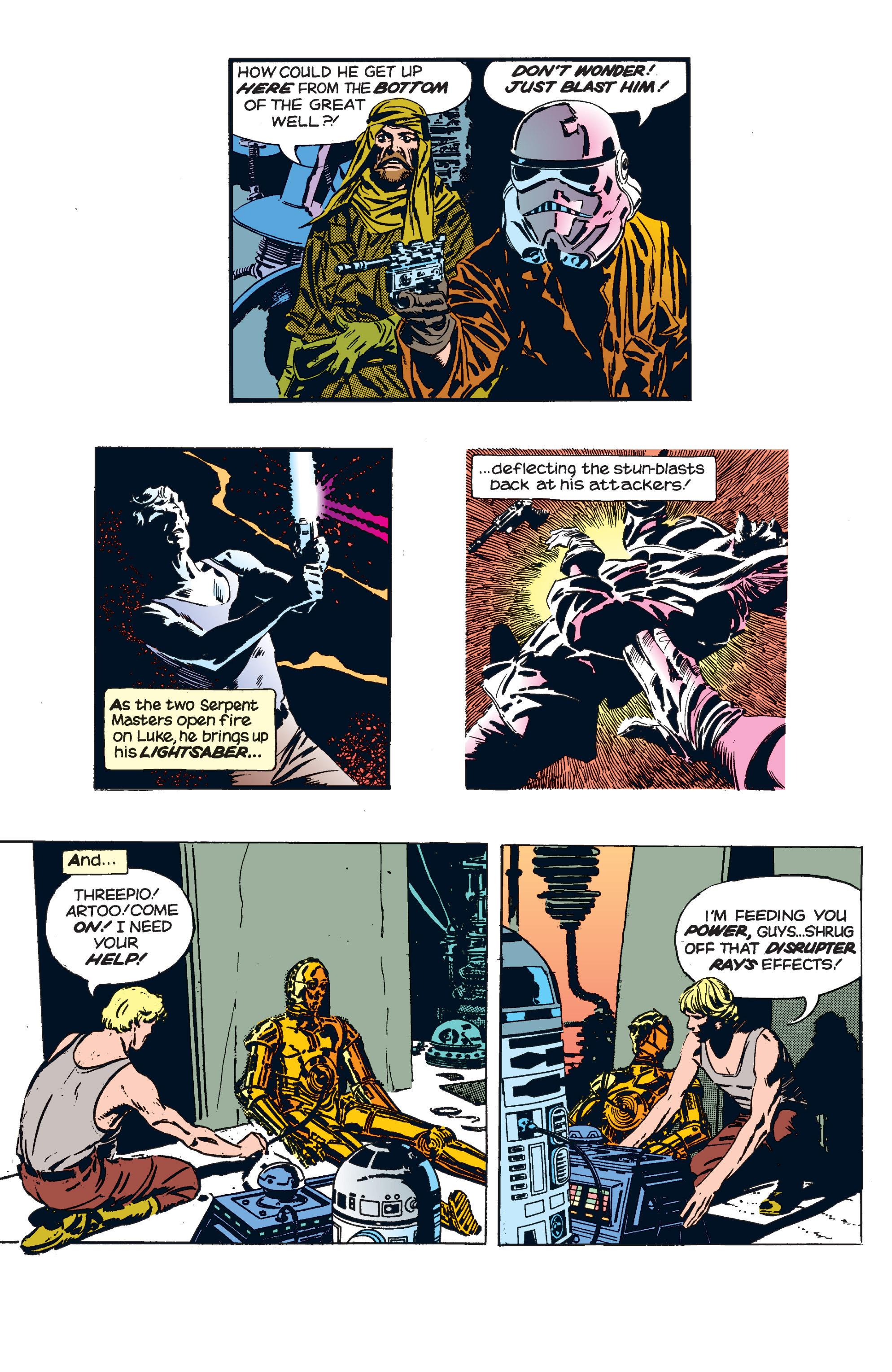 Classic Star Wars #5 #5 - English 24