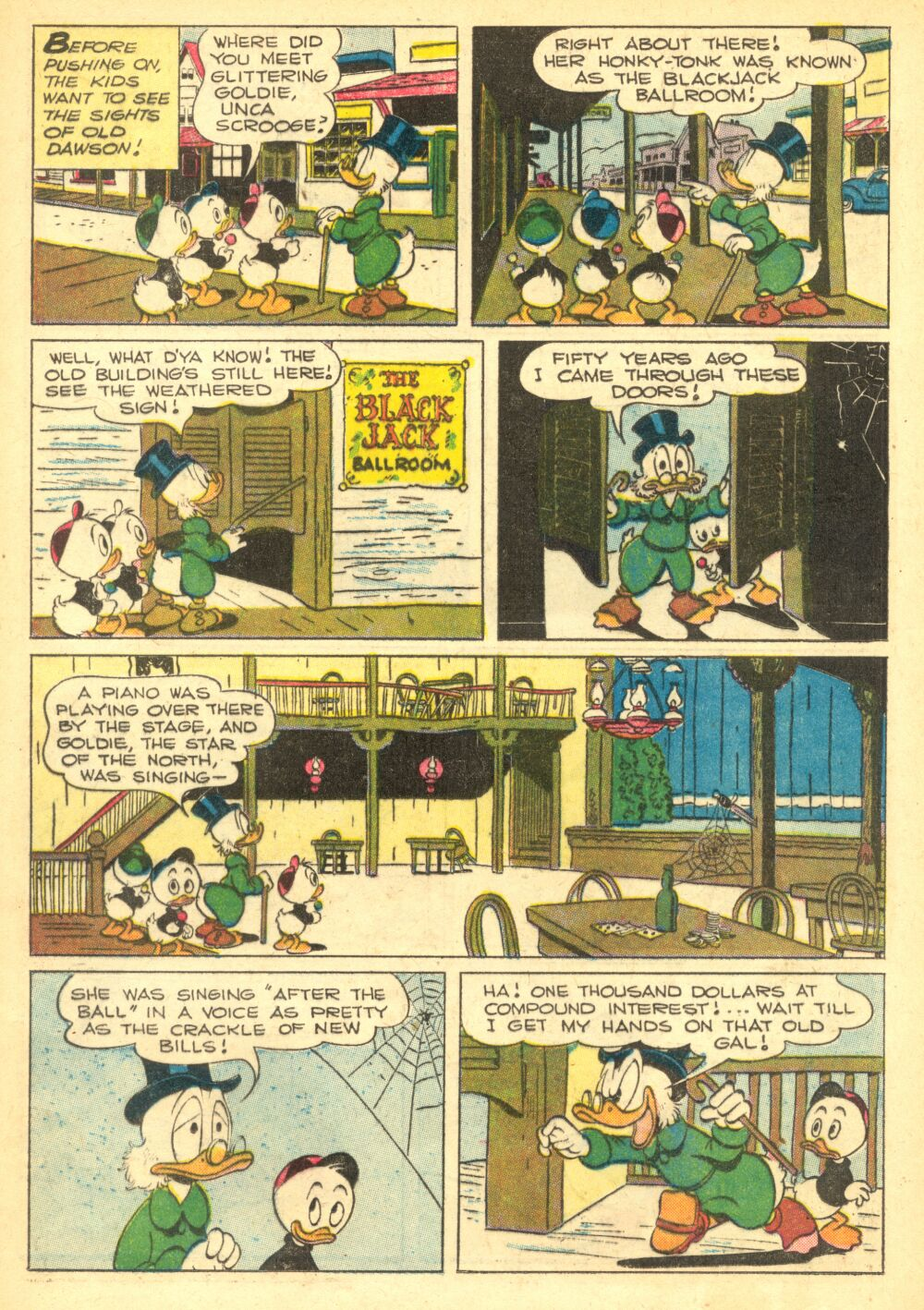 Uncle Scrooge (1953) Issue #2 #2 - English 13