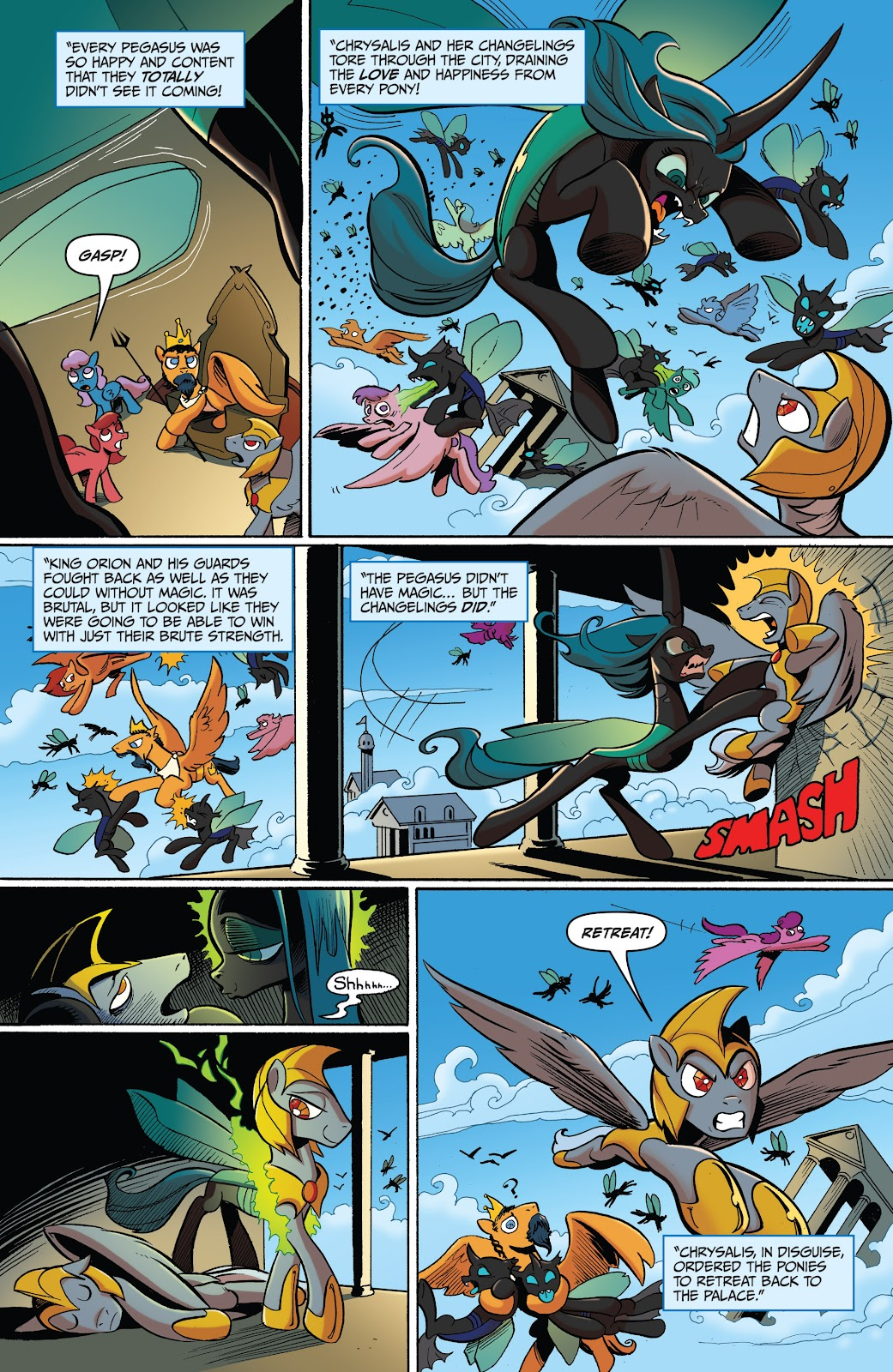 My Little Pony: Fiendship is Magic Issue #5 #5 - English 7