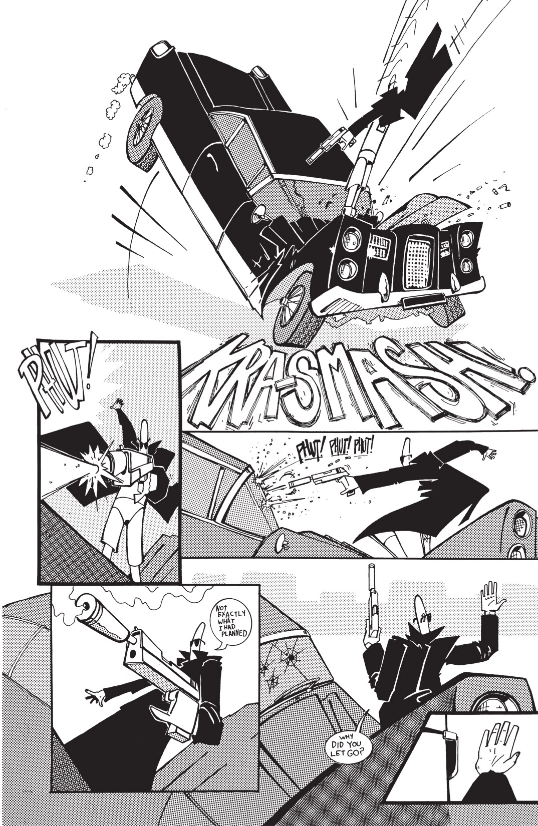 Read online Scud: The Disposable Assassin: The Whole Shebang comic -  Issue # TPB (Part 1) - 187