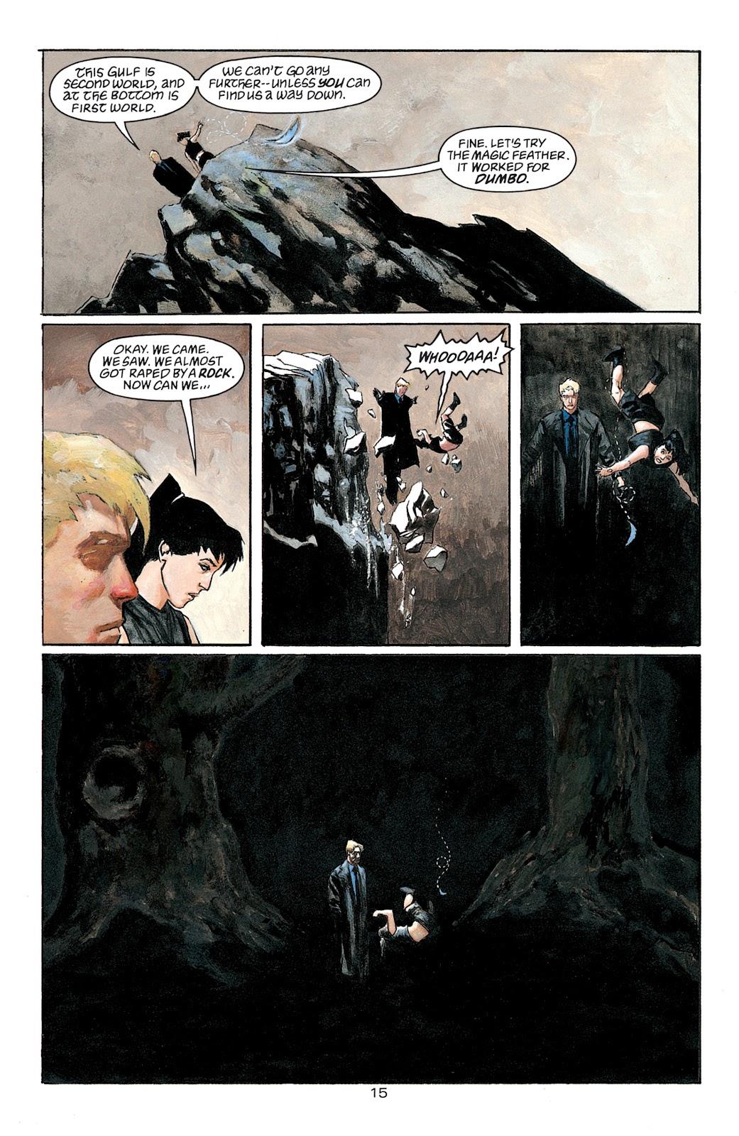Sandman Presents: Lucifer Issue #3 #3 - English 16