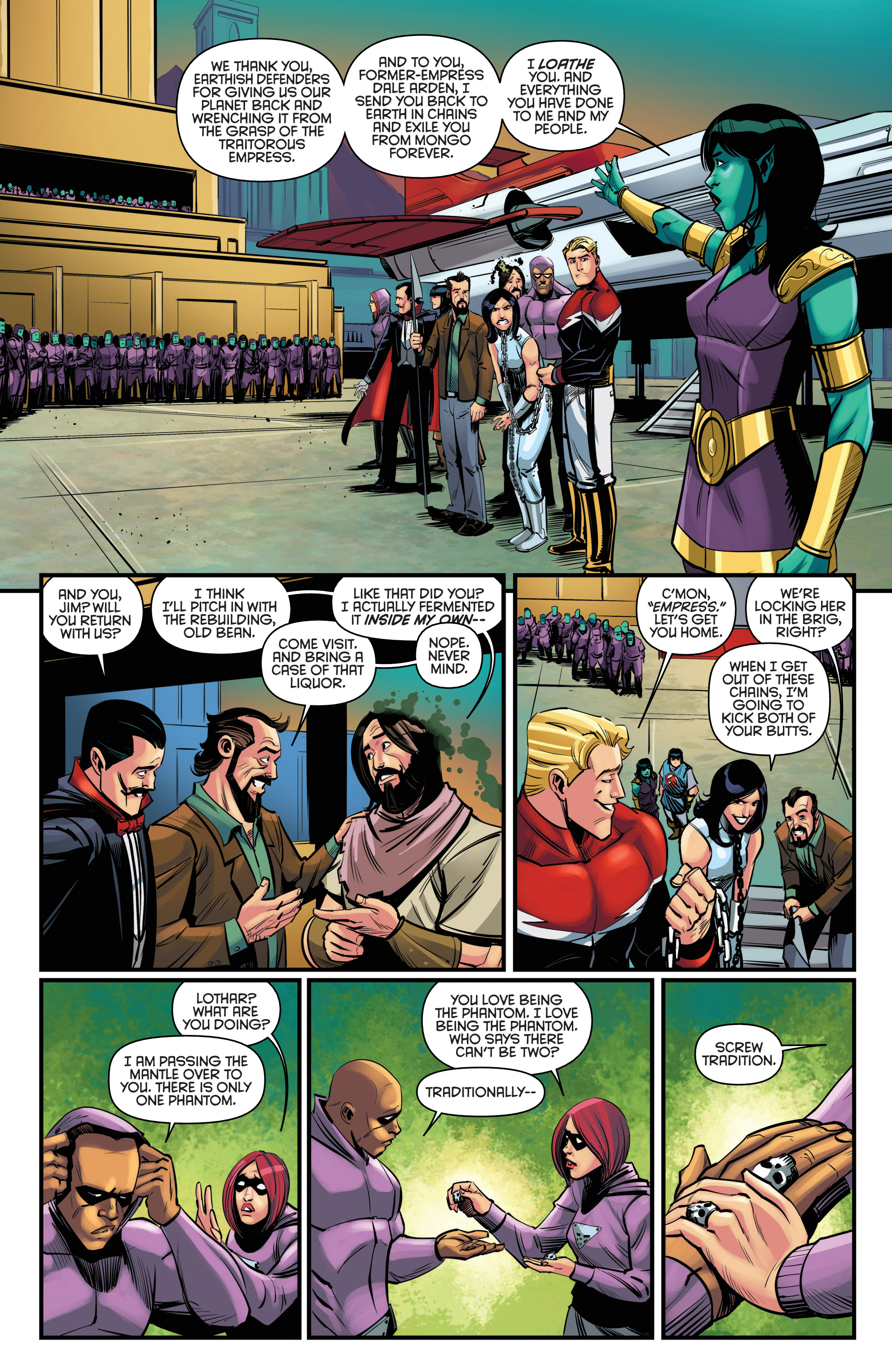 Read online Kings Quest comic -  Issue #5 - 22