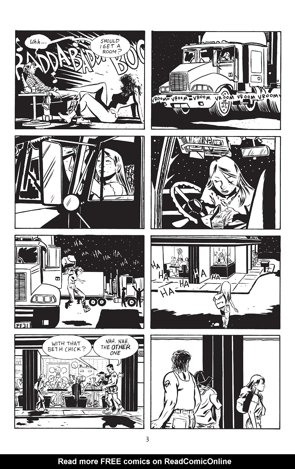 Stray Bullets Issue #12 #12 - English 5