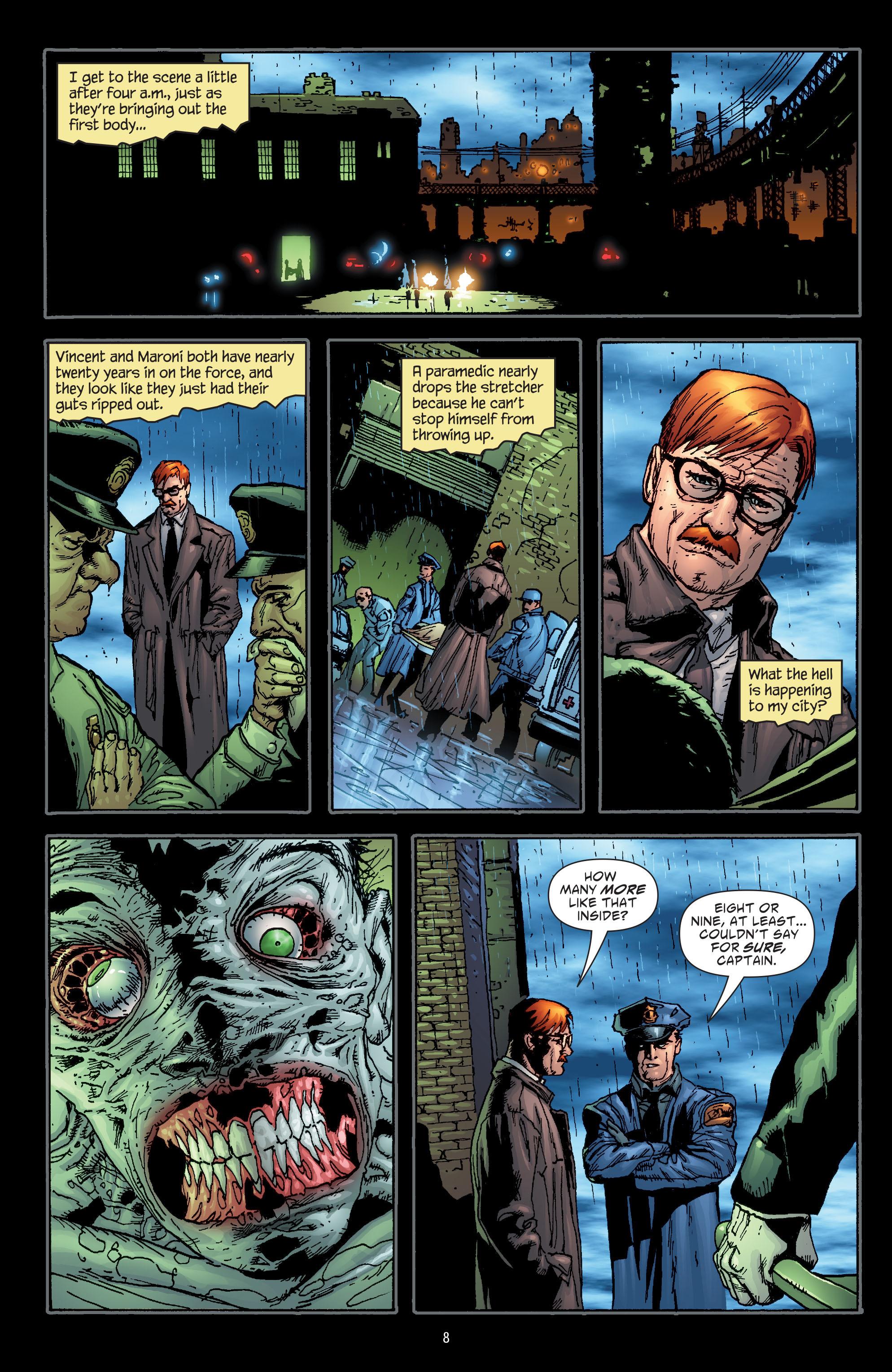 Batman: The Man Who Laughs chap 1 pic 9