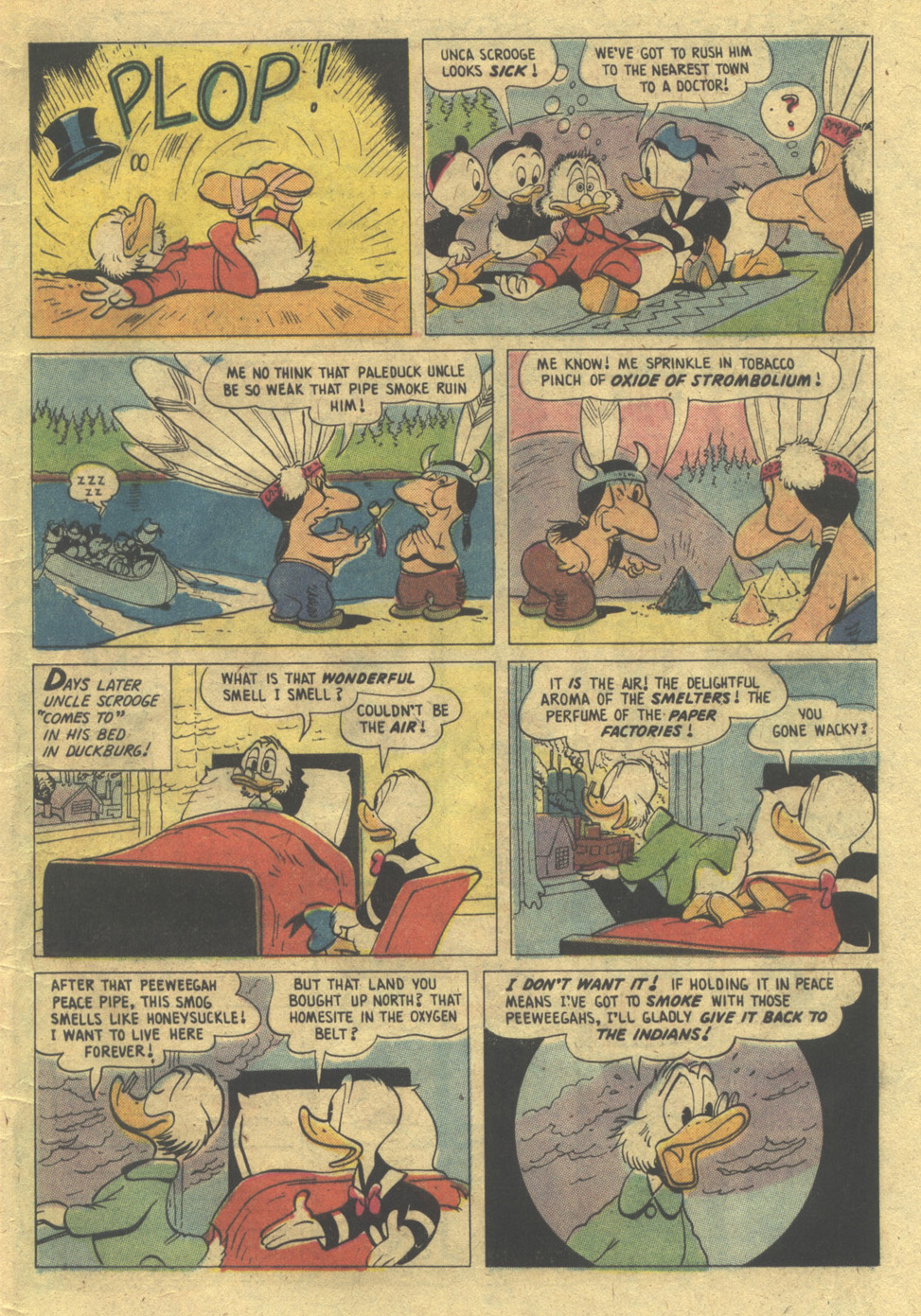 Uncle Scrooge (1953) Issue #112 #112 - English 33