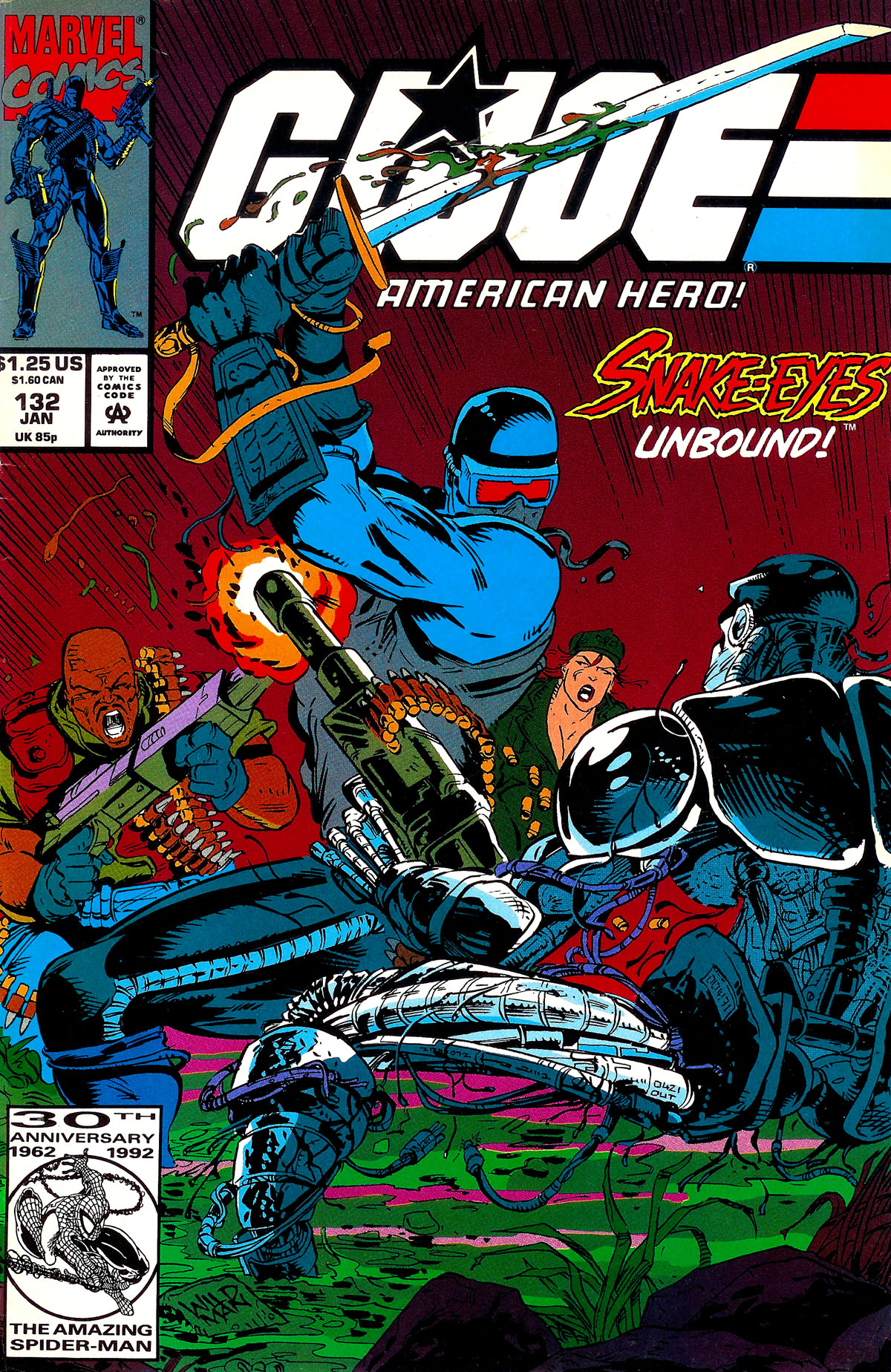 G.I. Joe: A Real American Hero 132 Page 1