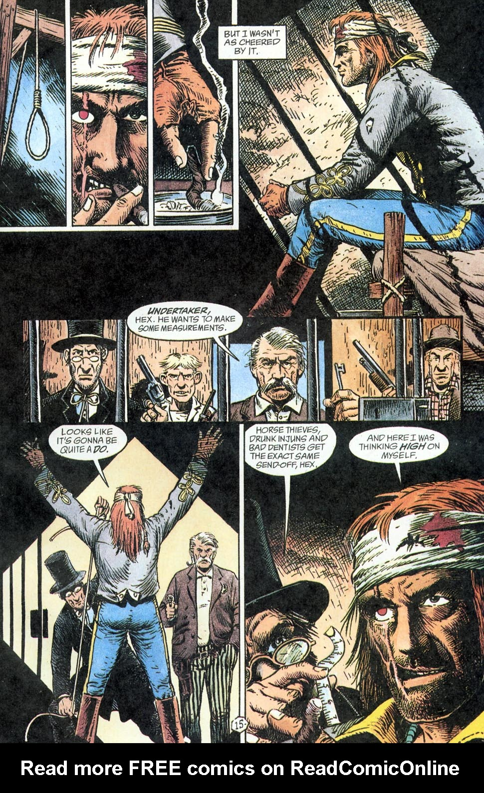 Jonah Hex: Two-Gun Mojo Issue #2 #2 - English 17