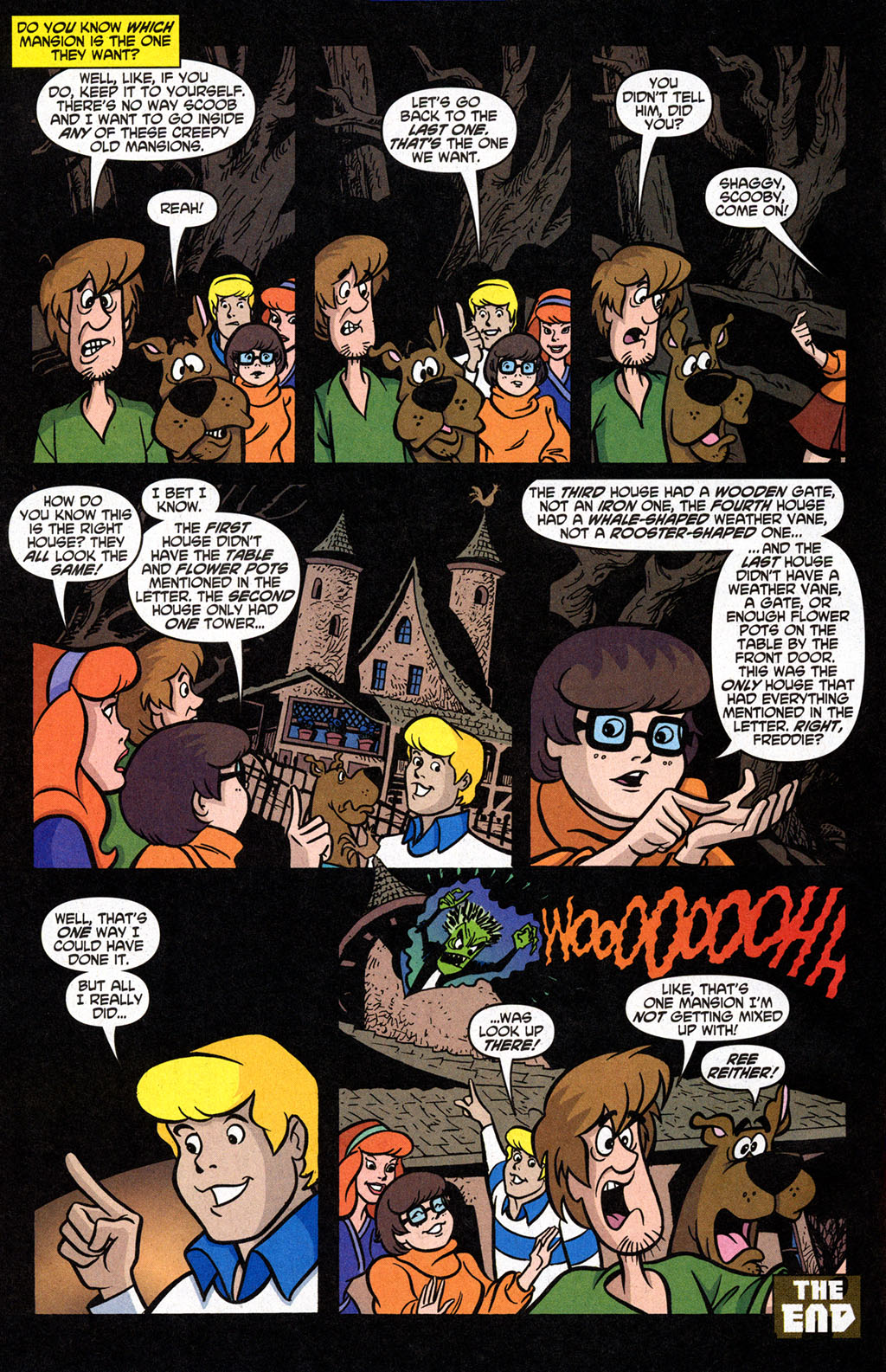 Read online Scooby-Doo (1997) comic -  Issue #98 - 15
