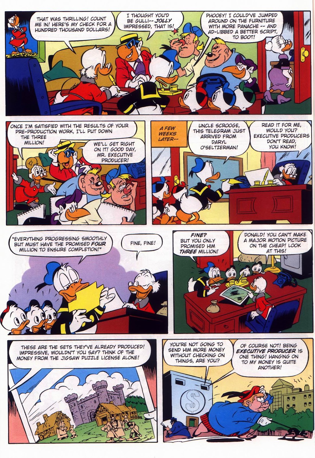 Uncle Scrooge (1953) Issue #316 #316 - English 38
