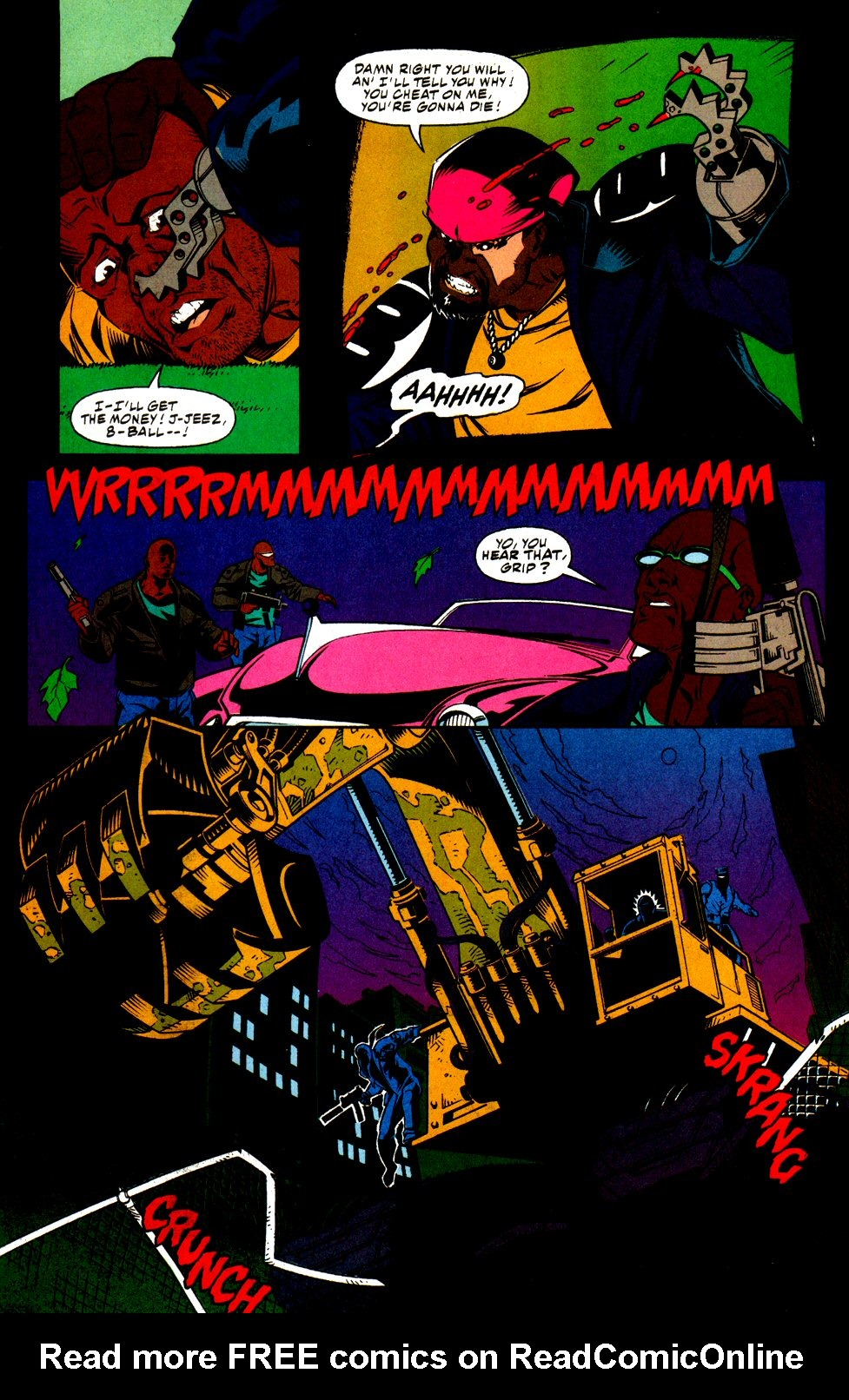 Chain Gang War 2 Page 15