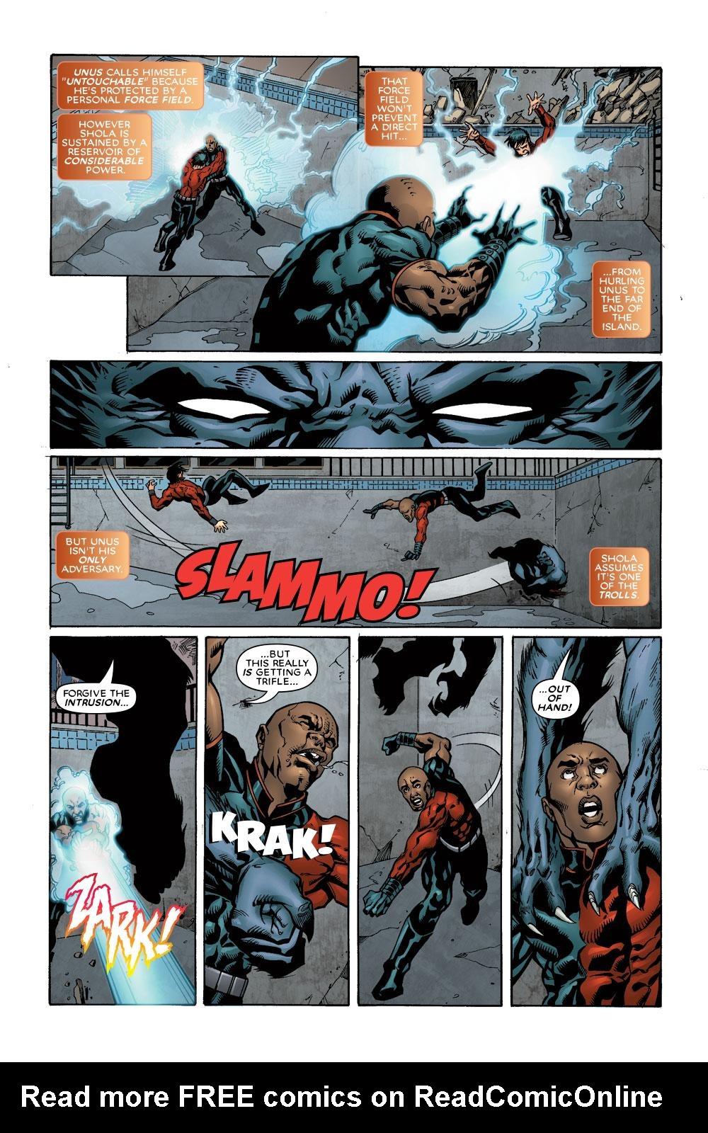 Excalibur (2004) Issue #6 #6 - English 22