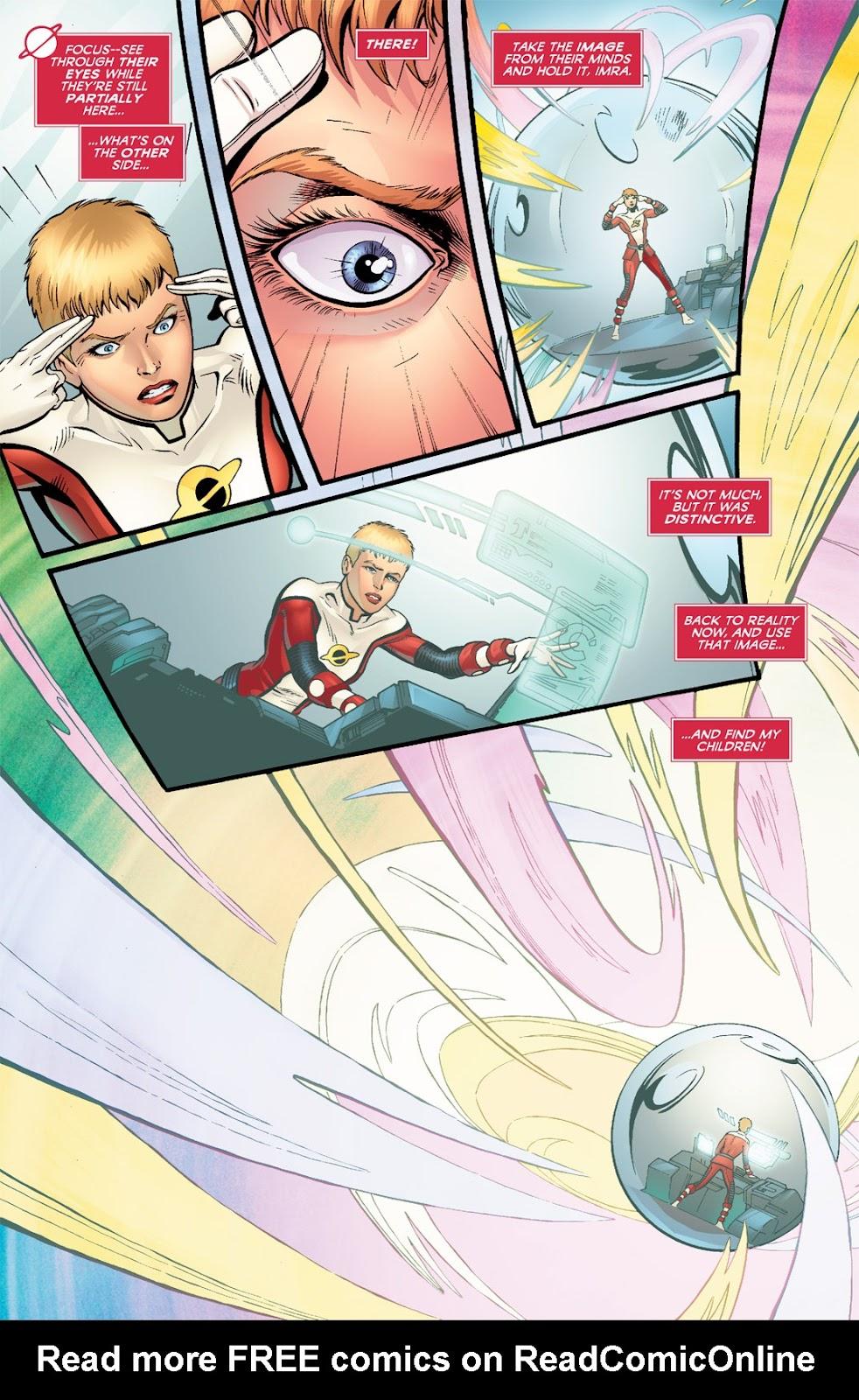 Legion of Super-Heroes (2010) Issue #2 #3 - English 19