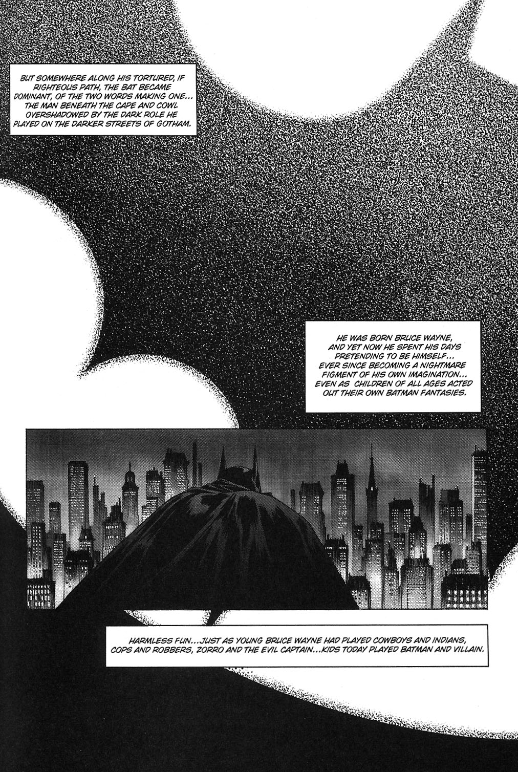 Read online Batman: Child of Dreams comic -  Issue # Full - 12